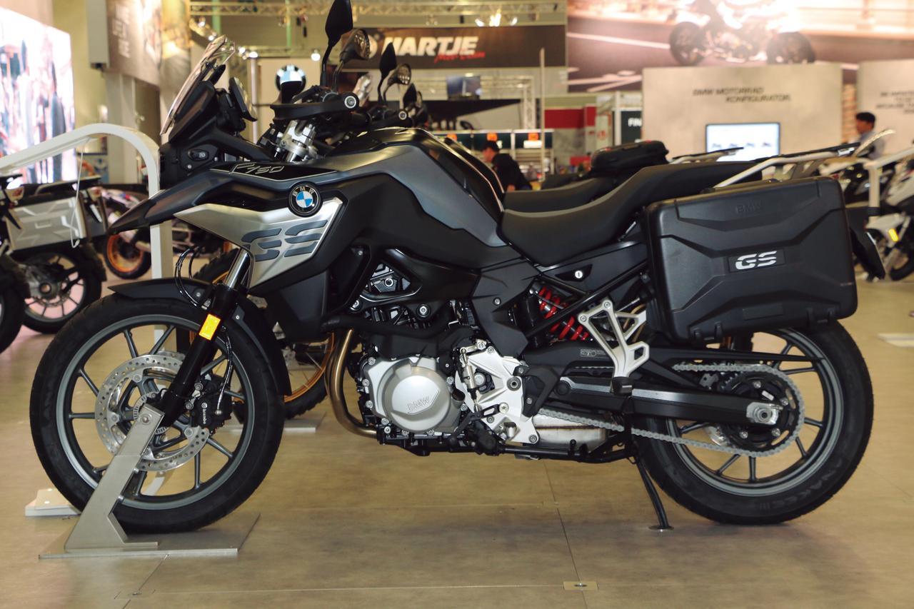 Images : 2番目の画像 - 「オールラウンドなミドルGS、新世代モデルに進化! 『BMW F750GS』」のアルバム - webオートバイ