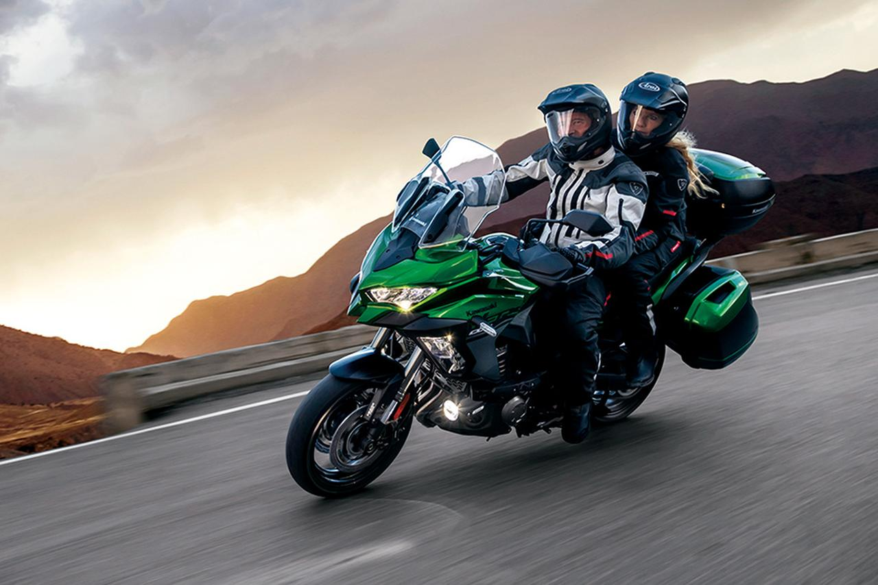 Images : VERSYS1000 SE