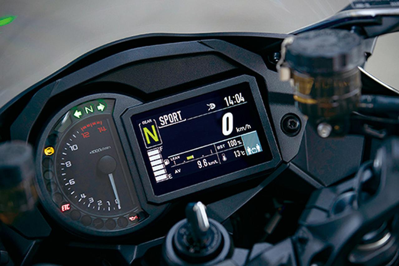 Images : 8番目の画像 - 「〝魔法の足〟を手に入れた極上のハイパフォーマンスツアラー!『KAWASAKI NINJA H2 SX SE+』(2019年)」のアルバム - LAWRENCE - Motorcycle x Cars + α = Your Life.
