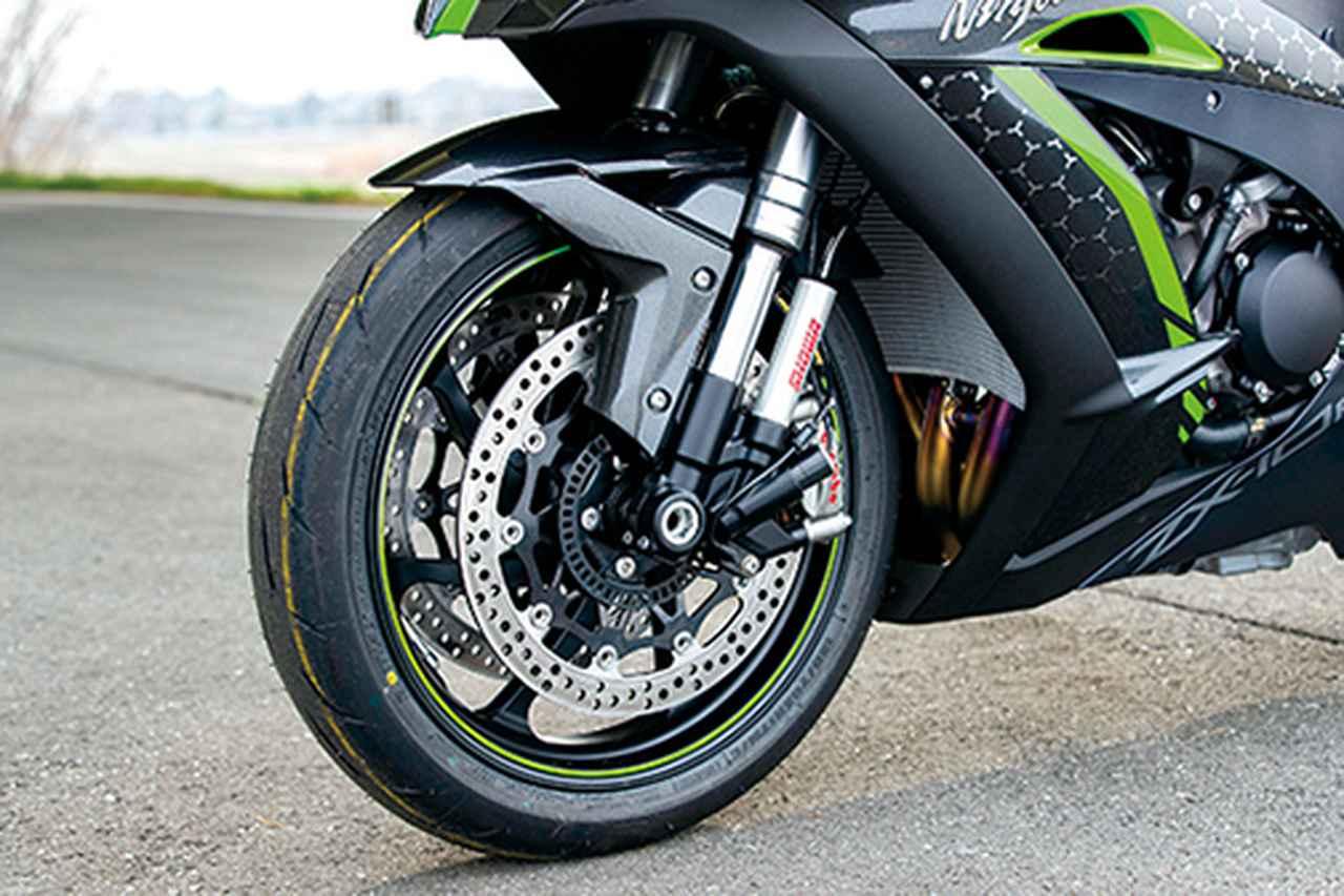 Images : 7番目の画像 - 「スーパーバイク最強の1台!『KAWASAKI NINJA ZX-10R SE』#試乗インプレ」のアルバム - webオートバイ