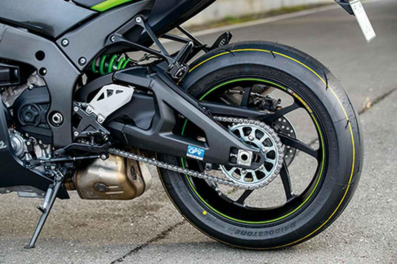 Images : 11番目の画像 - 「スーパーバイク最強の1台!『KAWASAKI NINJA ZX-10R SE』#試乗インプレ」のアルバム - webオートバイ