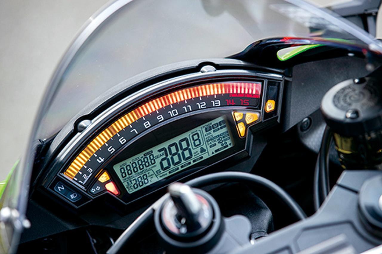 Images : 8番目の画像 - 「スーパーバイク最強の1台!『KAWASAKI NINJA ZX-10R SE』#試乗インプレ」のアルバム - webオートバイ