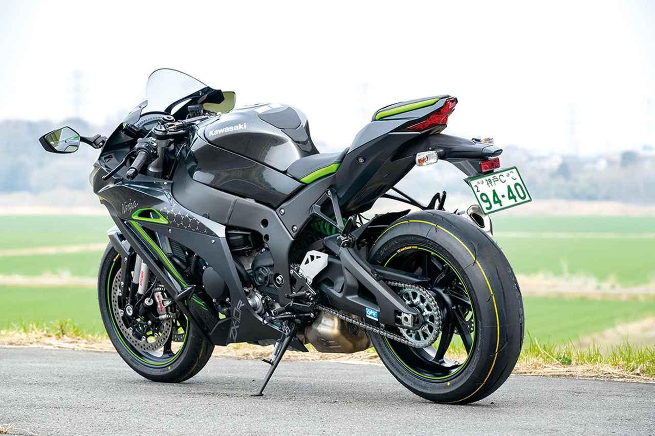 Images : 5番目の画像 - 「スーパーバイク最強の1台!『KAWASAKI NINJA ZX-10R SE』#試乗インプレ」のアルバム - webオートバイ