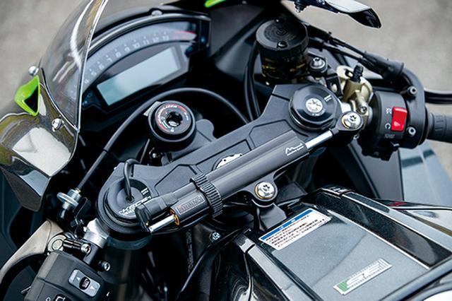 画像4: スーパーバイク最強の1台!『KAWASAKI NINJA ZX-10R SE』#試乗インプレ