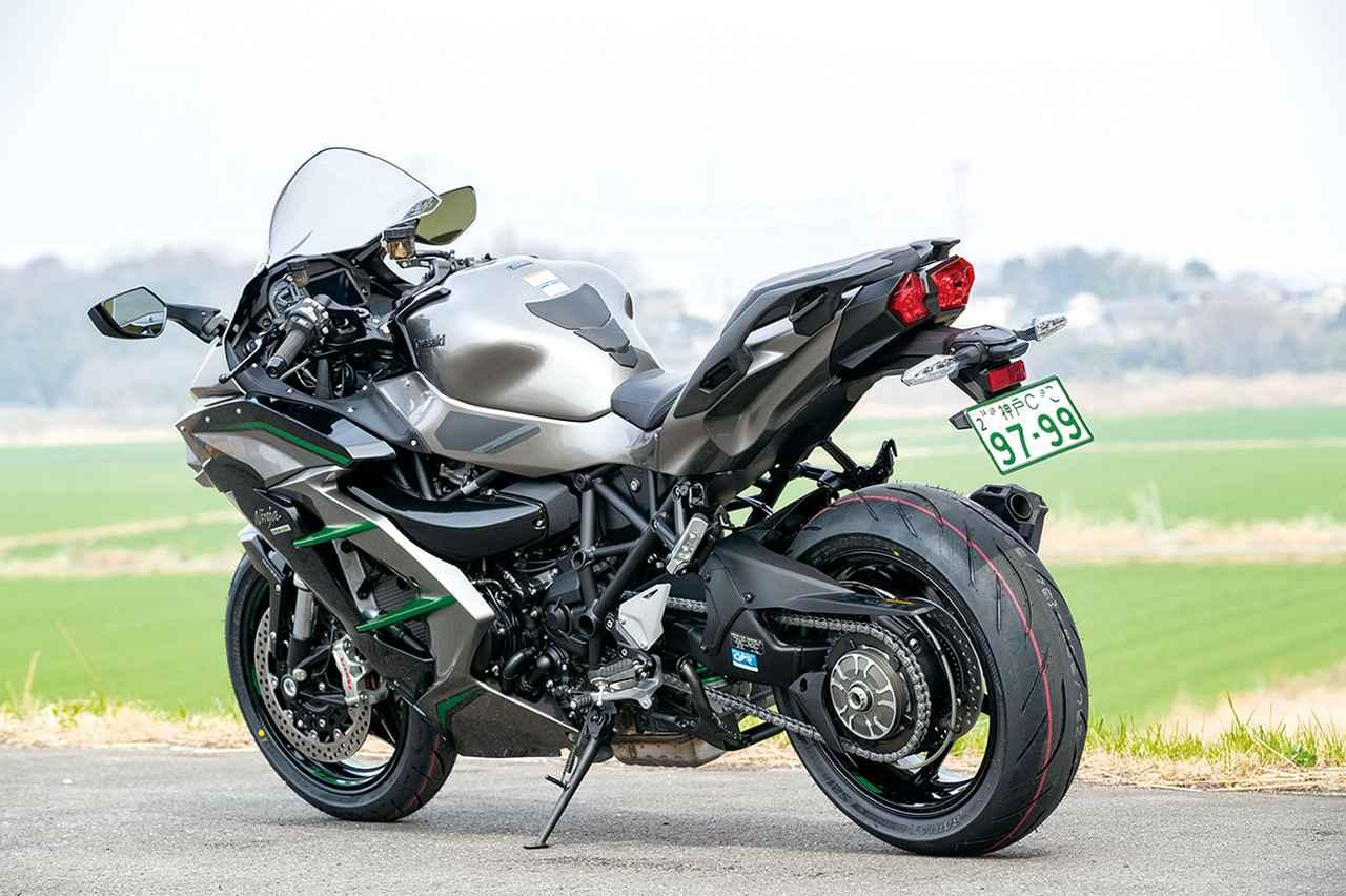 Images : 2番目の画像 - 「〝魔法の足〟を手に入れた極上のハイパフォーマンスツアラー!『KAWASAKI NINJA H2 SX SE+』(2019年)」のアルバム - LAWRENCE - Motorcycle x Cars + α = Your Life.