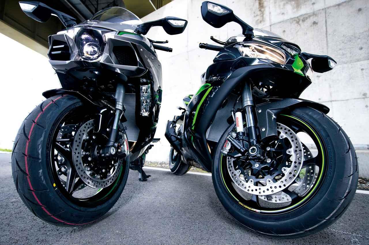 Images : 1番目の画像 - 「「電子制御サスペンション」の魅力をカワサキの最新3モデルで試乗チェック!」のアルバム - webオートバイ