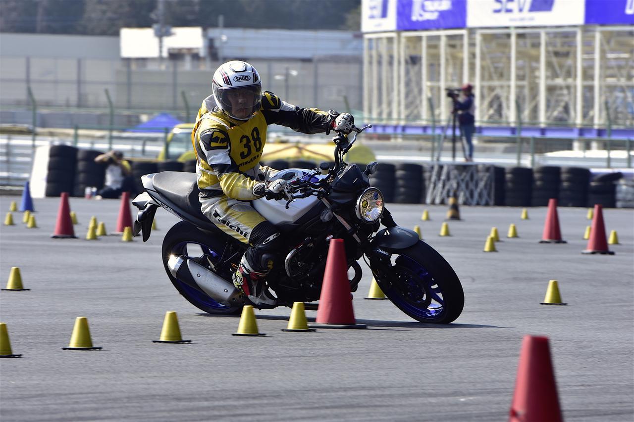 Images : 7番目の画像 - 2019オートバイ杯ジムカーナ第1戦 フォトレポートその2 - webオートバイ