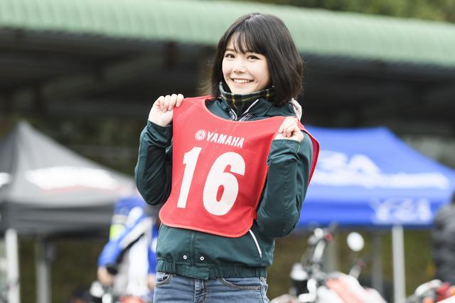 画像: オートバイ女子部の美環ちゃんが実際に体験してみました!