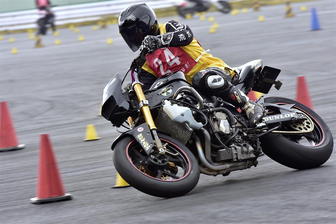Images : 8番目の画像 - 2019オートバイ杯ジムカーナ第1戦 フォトレポートその2 - webオートバイ