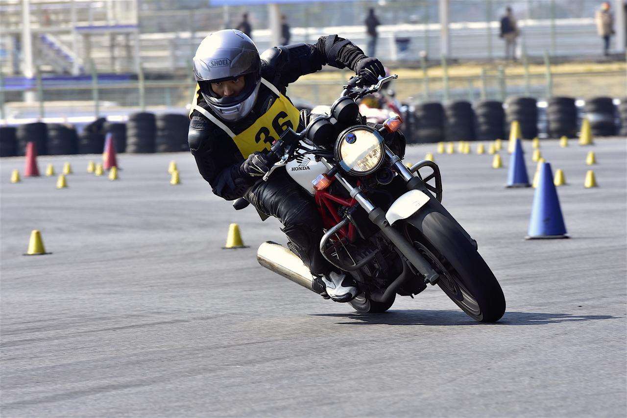 Images : 12番目の画像 - 2019オートバイ杯ジムカーナ第1戦 フォトレポートその2 - webオートバイ