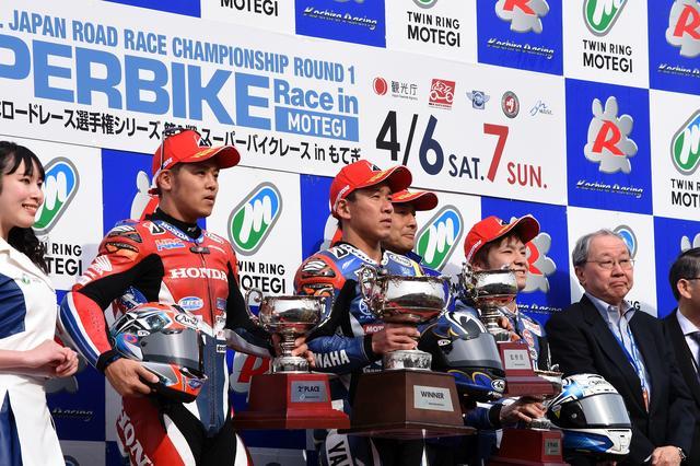 画像: <全日本ロードレース> レース2も中須賀完勝! ~高橋 惜しい惜しい0秒113差の惜敗~