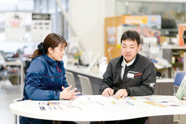 画像2: お客さまの喜ぶ顔がスタッフのパワーの元!