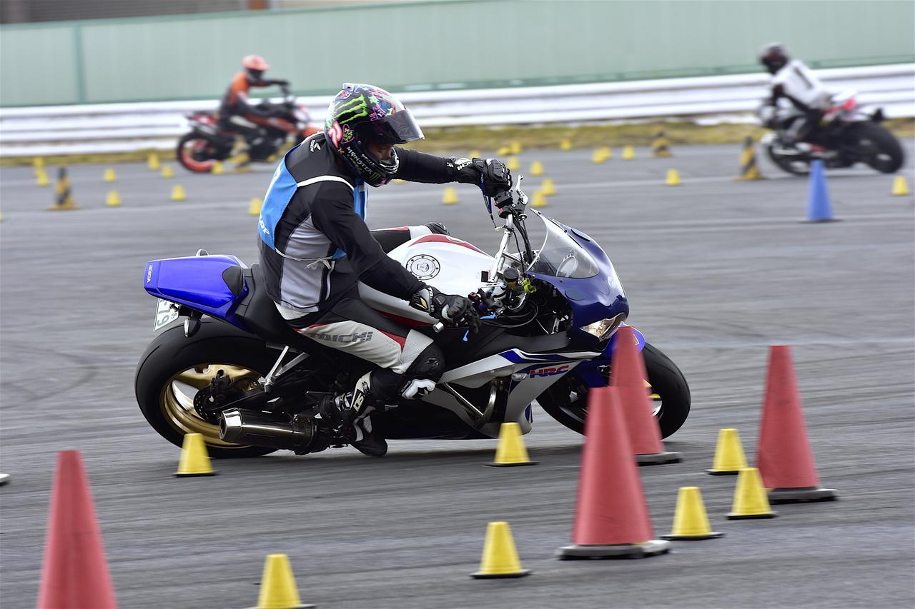 Images : 1番目の画像 - 2019オートバイ杯ジムカーナ第1戦 フォトレポートその2 - webオートバイ