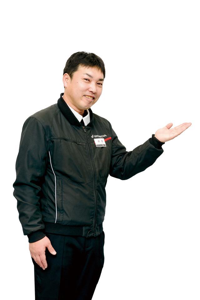 画像: 店長:郡司博文さん