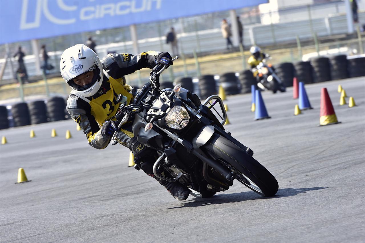 Images : 17番目の画像 - 2019オートバイ杯ジムカーナ第1戦 フォトレポートその2 - webオートバイ