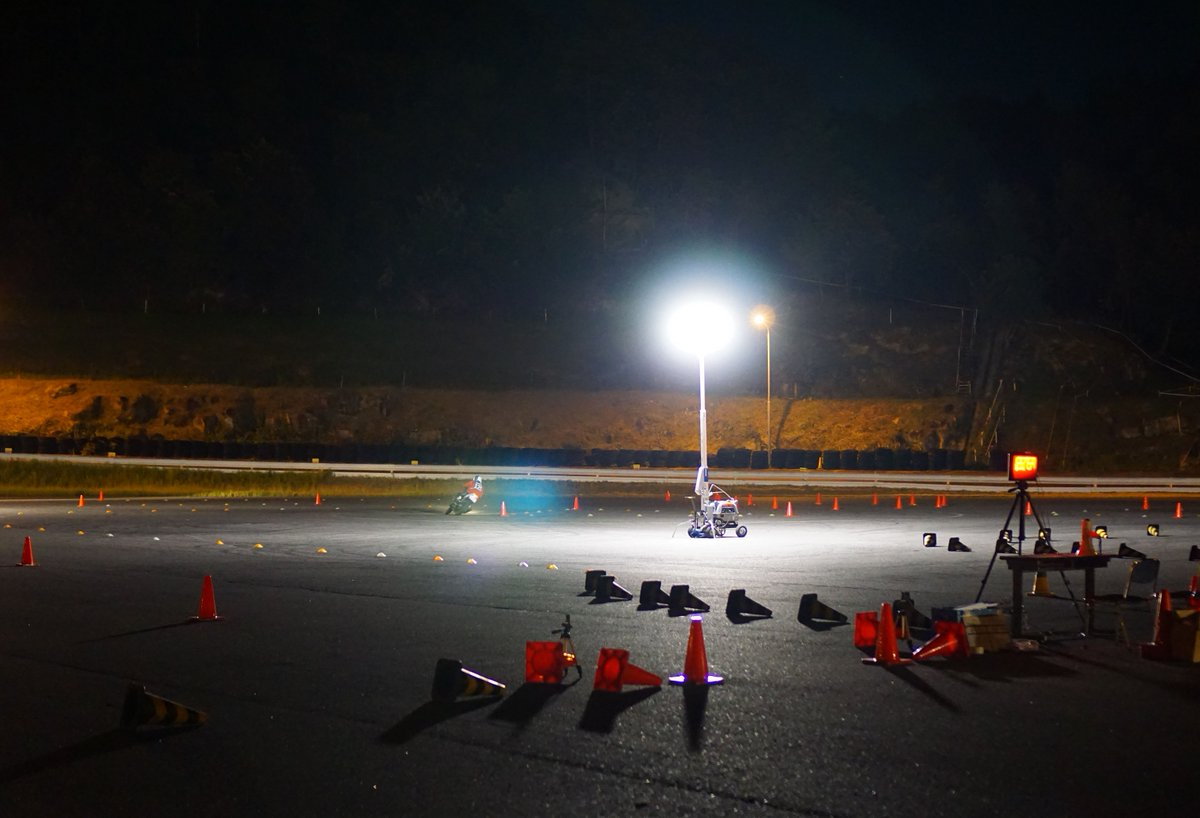 Images : 30番目の画像 - ジムカーナの練習風景 - webオートバイ