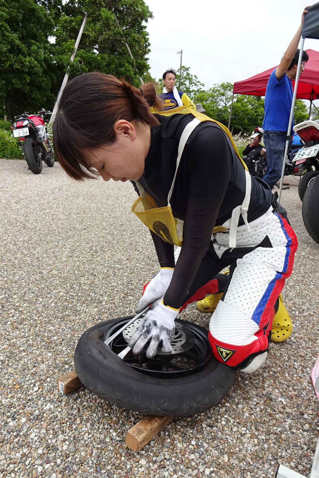 Images : 15番目の画像 - ジムカーナの練習風景 - webオートバイ