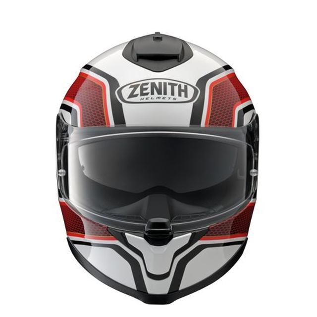 画像8: インナーサンバイザーを搭載したZENITHの新型フルフェイスヘルメット「YF-9」が4月下旬に発売!