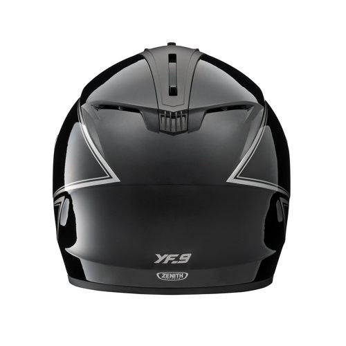 画像2: インナーサンバイザーを搭載したZENITHの新型フルフェイスヘルメット「YF-9」が4月下旬に発売!