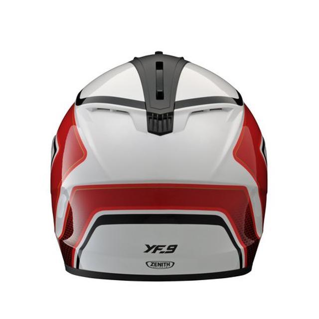 画像7: インナーサンバイザーを搭載したZENITHの新型フルフェイスヘルメット「YF-9」が4月下旬に発売!