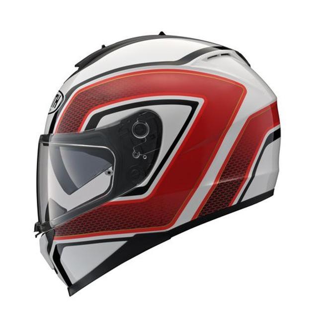 画像6: インナーサンバイザーを搭載したZENITHの新型フルフェイスヘルメット「YF-9」が4月下旬に発売!