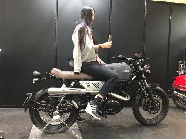画像2: バイクライフをより楽しくしてくれるモノとコトがいっぱいでした! by 理子