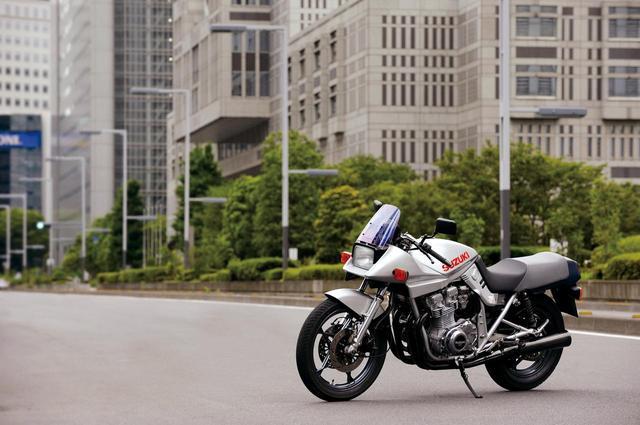 画像: 【昭和56年 SUZUKI GSX 1100 S KATANA】オートバイに「デザイン」を持ち込んだ昭和名車御三家の異端児【昭和vs平成 名車烈伝】 - webオートバイ