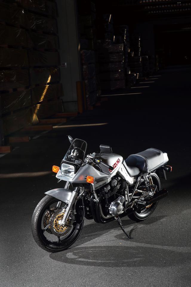 画像5: オリジナル「カタナ」を振り返る『SUZUKI GSX1100S KATANA』