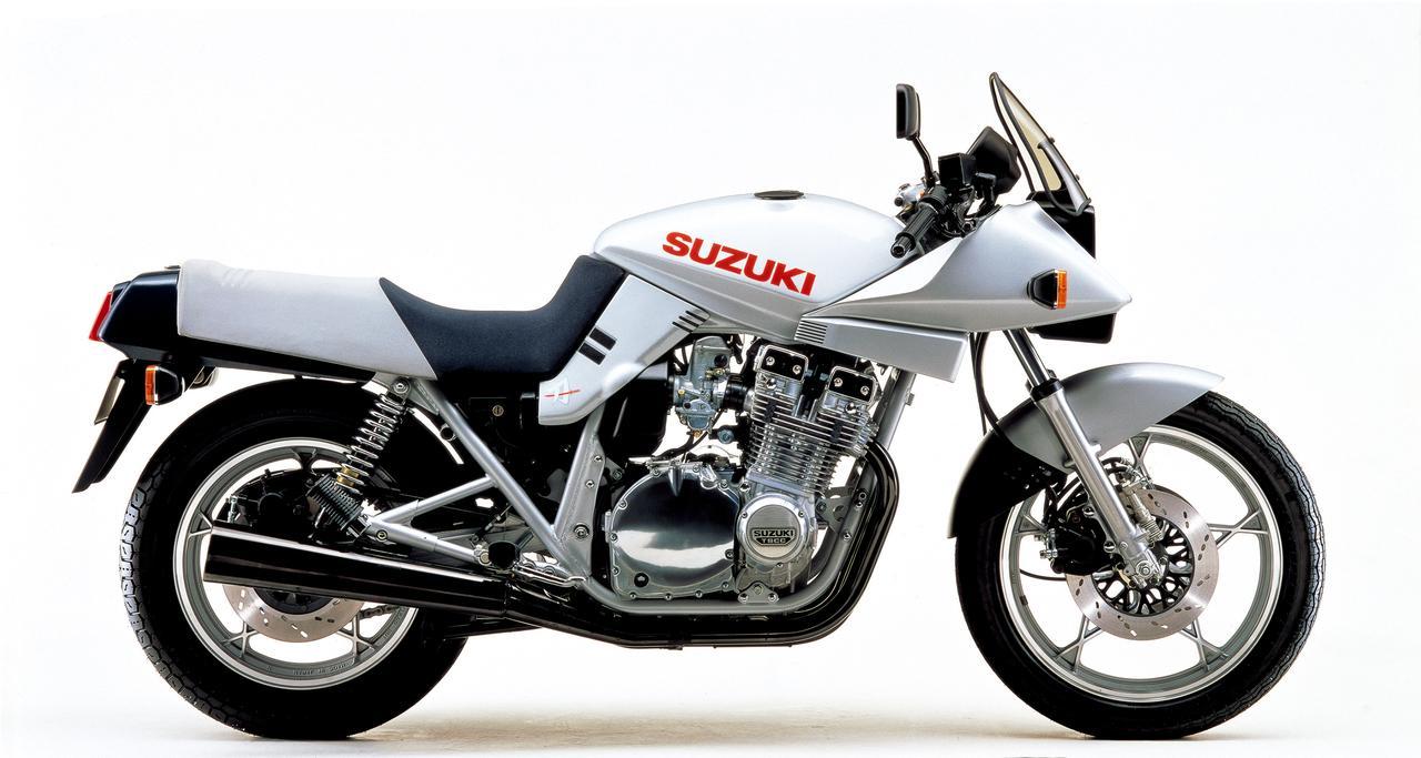 画像: 1982 GSX1100S KATANA (SZ)