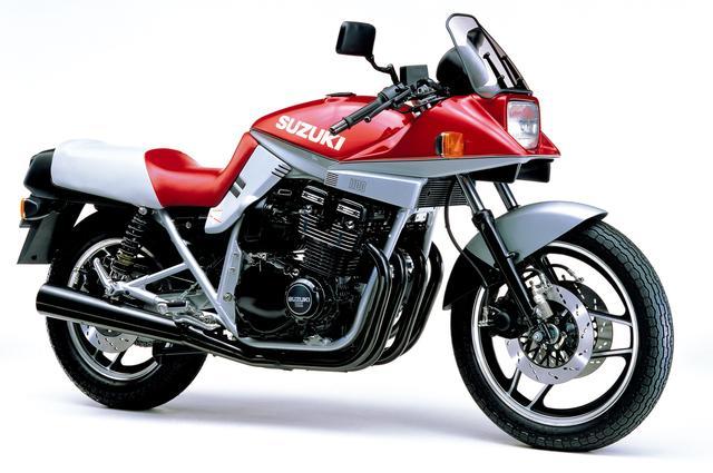 画像: 1984 GSX1100S KATANA (SE)