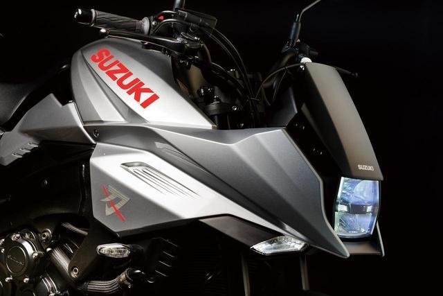画像: 新型KATANAの走行映像で、走りと音を体感しよう! - webオートバイ