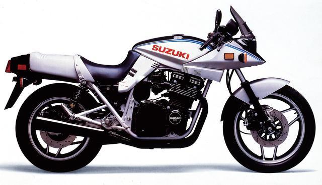 画像1: 1983 GSX1100S KATANA (SD)