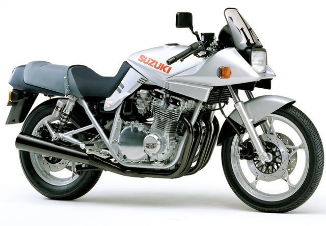 画像: 1994 GSX1100S KATANA (SR)