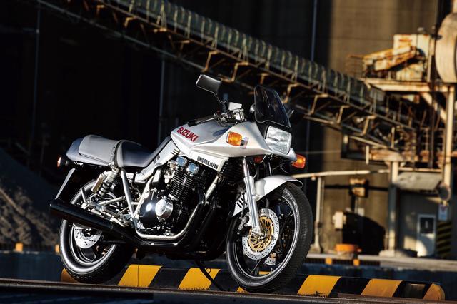 画像4: オリジナル「カタナ」を振り返る『SUZUKI GSX1100S KATANA』