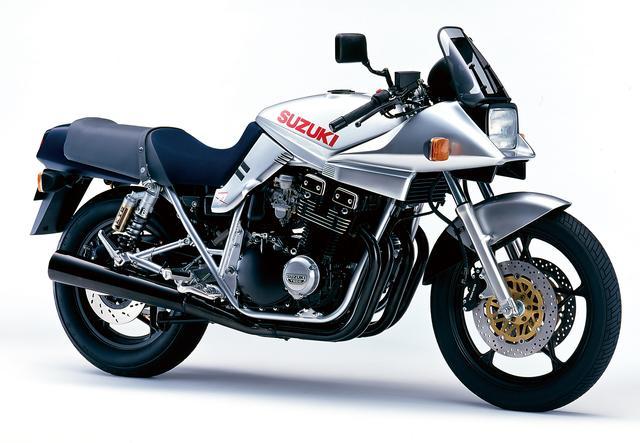 画像: 2000 GSX1100S KATANA (SY)Final Edition
