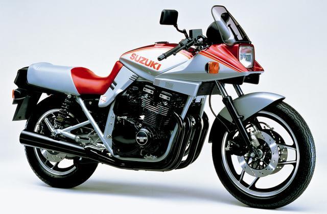 画像2: 1983 GSX1100S KATANA (SD)