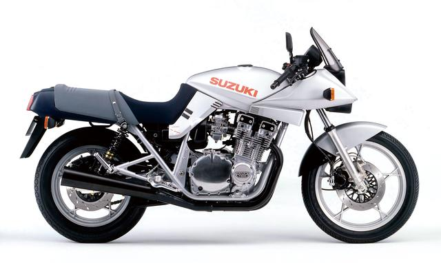 画像: 1990 GSX1100S KATANA (SL)