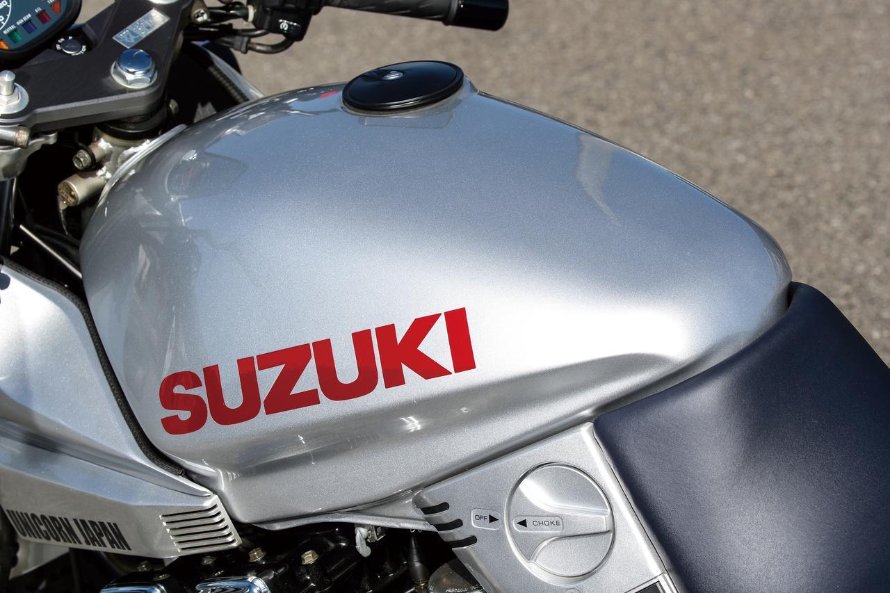 画像2: オリジナル「カタナ」を振り返る『SUZUKI GSX1100S KATANA』