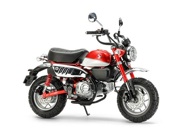 画像: タミヤ 1/12 オートバイシリーズ Honda モンキー125