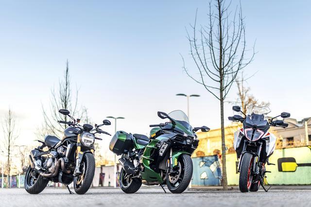 画像: ピレリから、街乗り~ロングツーリングまで対応する高性能スポーツツーリングタイヤ「Angel GTII」が登場!
