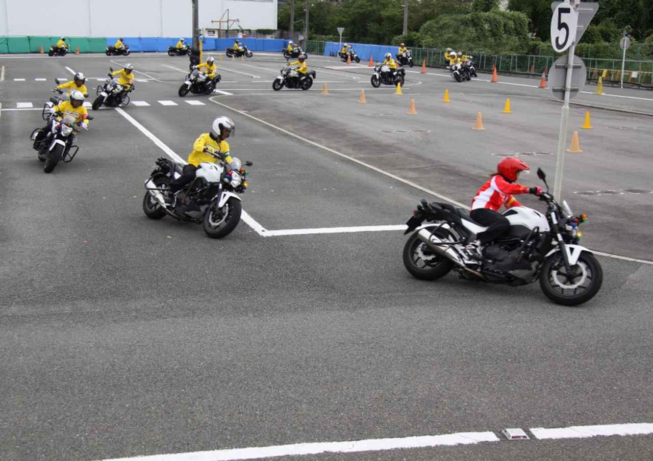 画像1: 体験チャレンジコーナー多数! 大迫力のバイクパレードも楽しもう!