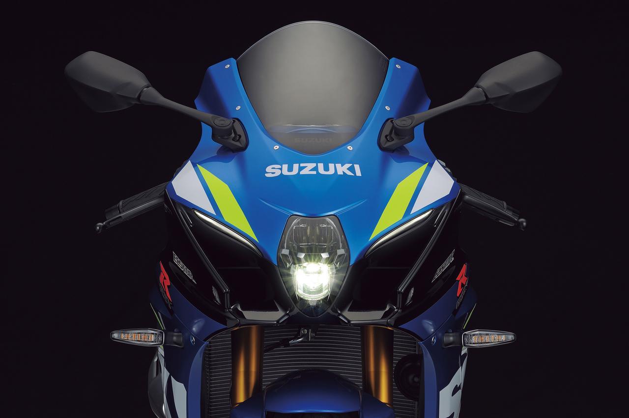 Images : 6番目の画像 - 「硬派なスーパースポーツが、高性能を追求し進化!『SUZUKI GSX-R1000R』」のアルバム - webオートバイ
