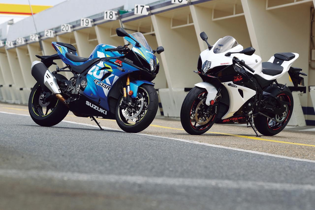 Images : 2番目の画像 - 「硬派なスーパースポーツが、高性能を追求し進化!『SUZUKI GSX-R1000R』」のアルバム - webオートバイ