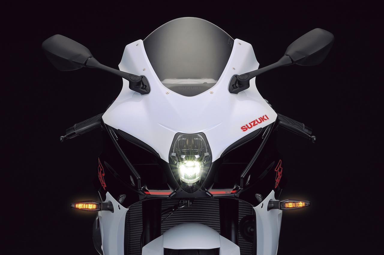Images : 5番目の画像 - 「硬派なスーパースポーツが、高性能を追求し進化!『SUZUKI GSX-R1000R』」のアルバム - webオートバイ