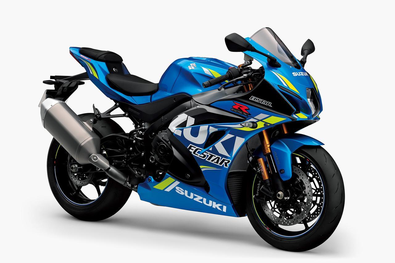 画像10: スズキ「GSX-R1000R ABS」がマイナーチェンジ! カラバリとともに、タイヤの変更、ETC2.0車載器も標準装備!