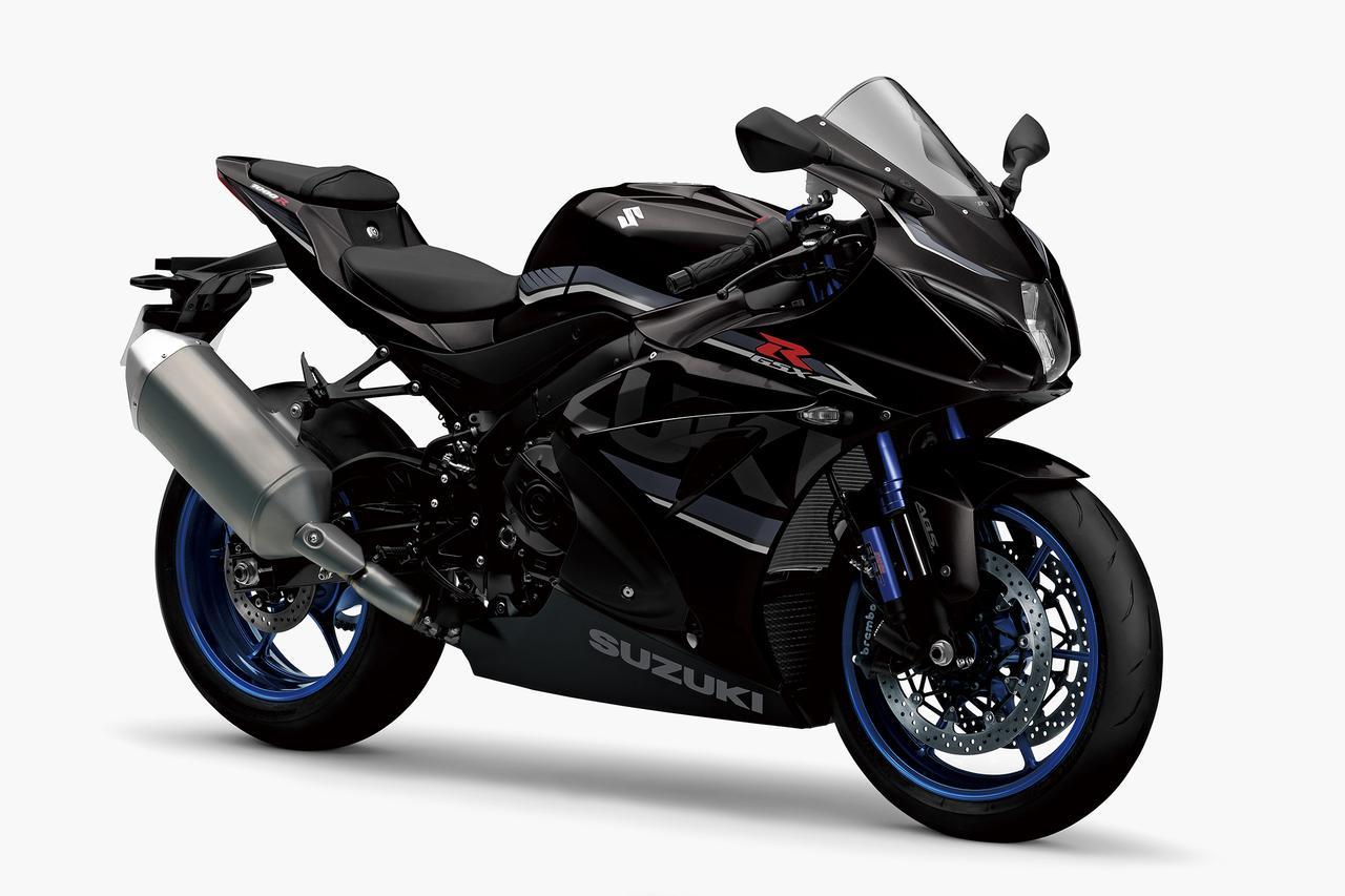 画像11: スズキ「GSX-R1000R ABS」がマイナーチェンジ! カラバリとともに、タイヤの変更、ETC2.0車載器も標準装備!