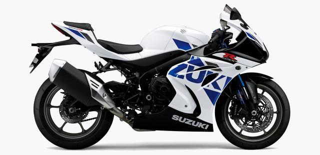 画像3: スズキ「GSX-R1000R ABS」がマイナーチェンジ! カラバリとともに、タイヤの変更、ETC2.0車載器も標準装備!