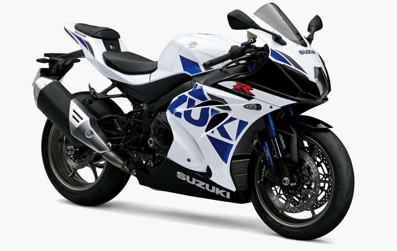 画像6: スズキ「GSX-R1000R ABS」がマイナーチェンジ! カラバリとともに、タイヤの変更、ETC2.0車載器も標準装備!