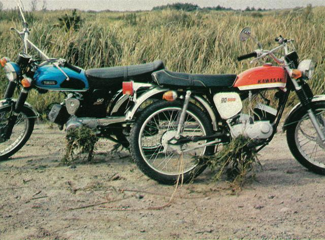 画像5: 特別企画『ブラボー!90トレール』砂をかみ、草原に乱舞する90トレールの世界(1969年/11月号)