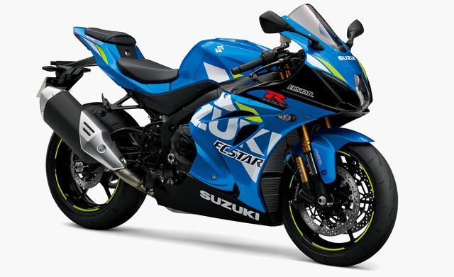 画像4: スズキ「GSX-R1000R ABS」がマイナーチェンジ! カラバリとともに、タイヤの変更、ETC2.0車載器も標準装備!